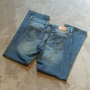 Lucky Brand women's size 10/30 boot cut jeans